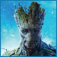INCREDIBUILDS: GUARDIANS OF THE GALAXY - GROOT