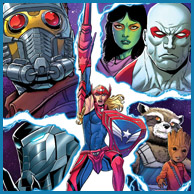 MARVEL: FUTURE FIGHT: AN EYE ON THE FUTURE #1